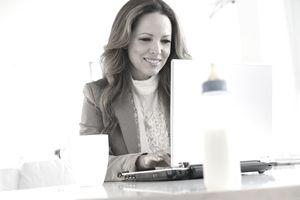 9 способов, которыми работающая мама может продвинуться по карьерной лестнице